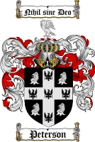 Peterson Coat of Arms