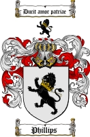 Phillips Family Crest