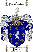 Poole Code of Arms