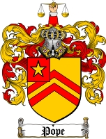 Pope Coat of Arms