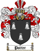 Porter Coat of Arms