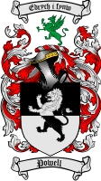 Powell Family Crest