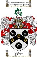 Pratt Coat of Arms