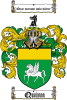 Quinn Coat of Arms