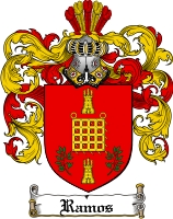 Ramos Family Crest