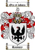 Ramsey Family Crest