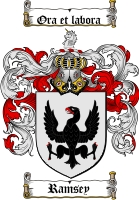 Ramsey Coat of Arms