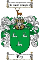 Ray Coat of Arms