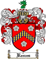 Reeves Coat of Arms