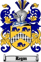 Regan Family Crest