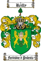 Reilly Coat of Arms