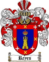 Reyes Coat of Arms