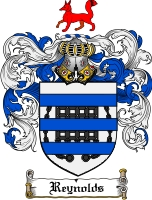 Reynolds Family Crest