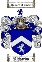 Richards Family Crest