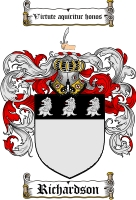 Richardson Family Crest