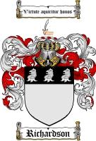 Richardson Coat of Arms