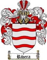 Rivera Family Crest