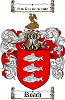 Roach Coat of Arms