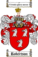 Robertson Family Crest