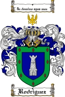 Rodriguez Coat of Arms