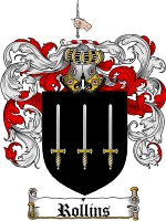 Rollins Family Crest