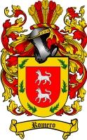 Romero Family Crest