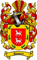 Romero Coat of Arms