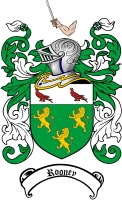 Rooney Coat of Arms