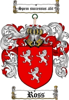 Ross Coat of Arms