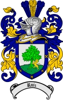 Ruiz Coat of Arms
