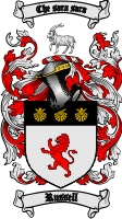 Russell Code of Arms