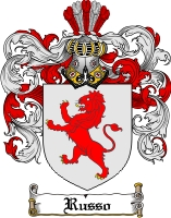 Russo Coat of Arms