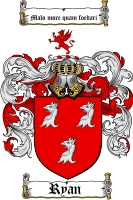 Ryan Coat of Arms