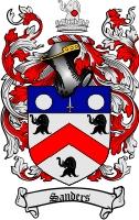 Sanders Coat of Arms