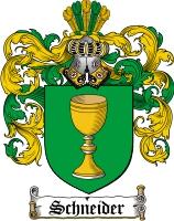 Schneider Coat of Arms