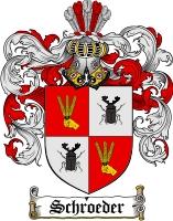 Schroeder Family Crest