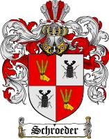 Schroeder Coat of Arms