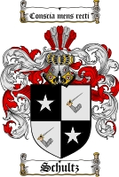 Schultz Coat of Arms