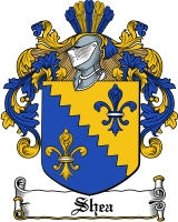 Shea Coat of Arms