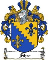 Shea Coat of Arms