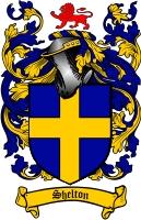 Shelton Coat of Arms