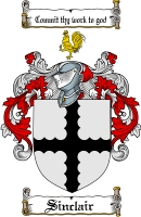 Sinclair Coat of Arms