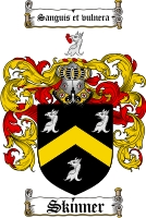 Skinner Coat of Arms