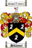 Skinner Coat of Arms