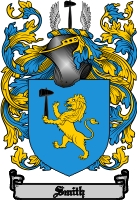 Smith German Coat of Arms