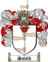 Smith Irish Coat of Arms