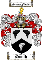 Smith Scottish Family Crest