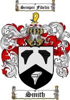 Smith Scottish Coat of Arms
