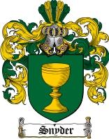 Snyder Family Crest