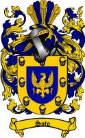 Soto Code of Arms